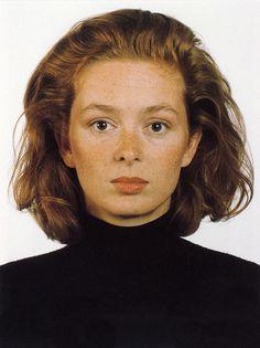 Thomas Ruff. Portraits.