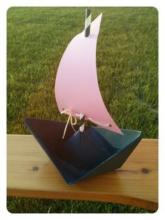 Sailboat Decoration Bowls Set of 4 Nautical by signednsealed, $13.00