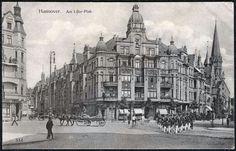 HRC Foto # Lister Platz , 1910