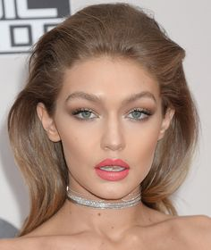 Gigi Hadid attends the 2016 American Music Awards at Microsoft Theater on November 20, 2016 in Los Angeles, California.