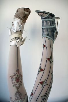 Floral Tights~<3