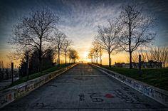 sunset by Silvano Dossena on 500px