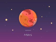 Mars by Nanuo🚀