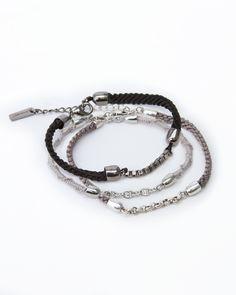 The Battle Ready Bracelets by Jewelmint.com $29.99