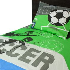 """soccer bedrooms 