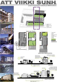 conjunto residencial proyectado por ARRAK Architects / edificio sustentable