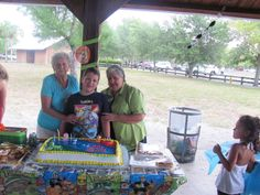 Abraham's 9th Birthday | CatchMyParty.com