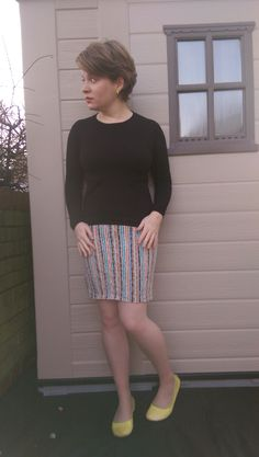 Stitch My Style - Ultimate Pencil Skirt from Sew Over It Skirt Patterns  Sewing c6a5ced0d