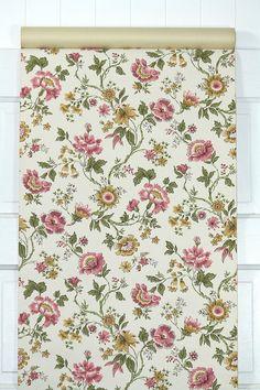 1960's Vintage Wallpaper Vintage Wallpaper by HannahsTreasures