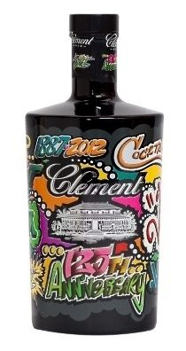 Rhum Clement VSOP Jonone Limited Edition  #rhum #jonone #design #bottle #rum