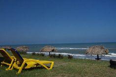 Costa Esmeralda en Veracruz