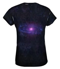 Great Carina Nebula Pink Space Galaxy Tshirt Yizzam Mens Long Sleeve