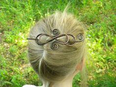 Hair Clips Hair Hair Accessories Hair Slides by ElizabellaDesign, $18.50