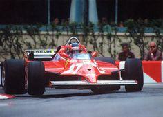 Gilles Villeneuve, Monaco 1981