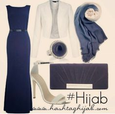 Night Party Style for Hijab