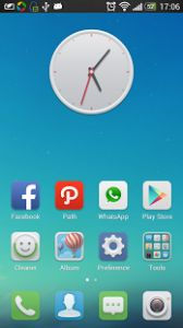 Qube Launcher provides fast and simple experience for you to manage your desktop and beautify your launcher.
