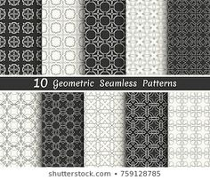 Similar Images, Stock Photos & Vectors of Triangle geometric vector pattern,pattern fills, web page, background, surface and textures - 708272218 | Shutterstock Geometric Patterns, Geometric Tattoo Pattern, Vektor Muster, Banners, Line Background, Black And White Lines, Vector Pattern, Wallpaper, Illustration