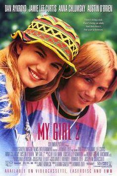 My Girl 2 ~ Dan Aykroyd, Jamie Lee Curtis, Anna Chlumsky 90s Movies, 2 Movie, Movie List, Love Movie, Great Movies, Movies To Watch, Comedy Movies, Drama Movies, Anna Chlumsky