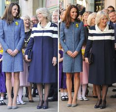 Love this Missoni.  Camilla's actually wearing something pretty decent here too (by Camilla standards).