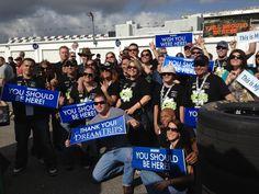 DreamDay at NASCAR #worldventures #wvdaytona