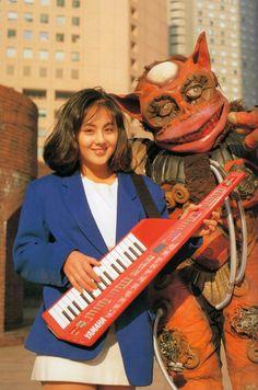 The Ultimate Keytar x Japanese Babe x Montser Photo