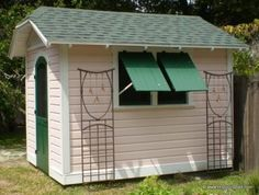 custom gable hipped mimo garden sheds in florida historic shed - Garden Sheds Florida