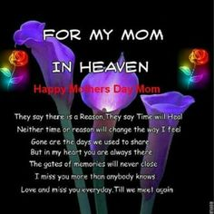 I LOVE YOU MOM ♡♡♡♡