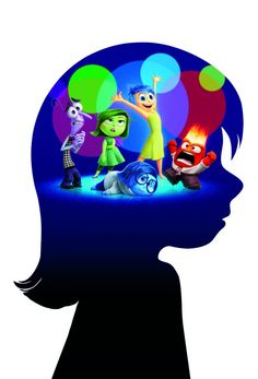 Inside Out ~ Disney Pixar Animation Disney Pixar, Disney Animation, Film Disney, Disney And Dreamworks, Disney Art, Disney Characters, Fictional Characters, Disney Inside Out, Walt Disney Pictures