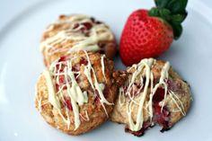 strawberry shortcake cookies!