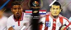 Copa América Centenario 2016: Costa Rica vs Paraguay Preview Prediction & Predicted Lineup