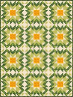 Really like the color choices in this quilt. The way it plays with your eye is tremendous. Where do I look first? DLW
