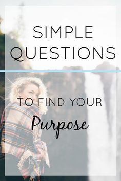 What is your purpose in life? What are your callings?  Are you ready to find out what are yours and live a life worth living?