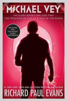 Michael Vey Books One and Two: The Prisoner of Cell 25; Rise of the Elgen by Richard Paul Evans