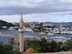 I remembered be woken up at crack of dawn to hear the sounds of morning prayers in Bodrum, Turkey