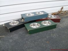 Dog Food Dishes | Cat Food Dishes