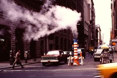 30 Color Photos of New York in 1980