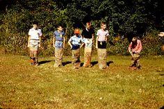 Vintage picnic games #Anthropologie #PinToWin