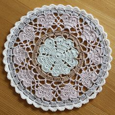 Second Heart Mandala - Free Pattern