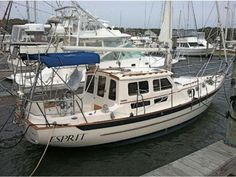 Image result for pilothouse sailer