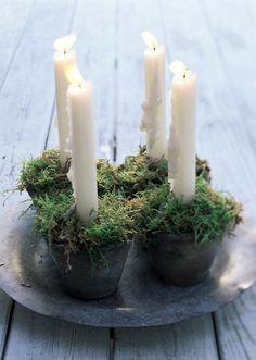 brittalinnea:  Nordic Advent Wreath