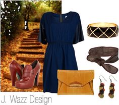 """""""Fall in fashion"""" by jazzy-wazzy on Polyvore"""