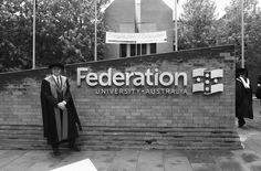 The 'GradWall', Federation University