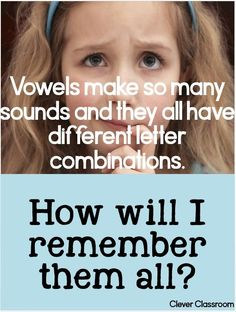 Matching letter combinations and vowel sounds to help with both reading and writing skills First Grade Reading, Student Reading, Teaching Reading, Learning, Teaching Ideas, Guided Reading, Grammar Activities, Teaching Phonics, Abc Activities