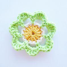 Free Flower Pattern!