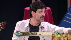 """Papel de Bodega"" de Jessier Quirino - Sr. Brasil - 27/04/14"