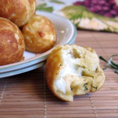 Garlic and Rosemary Pizza Bites - Make 'em in a Cake Pop Maker or Oven