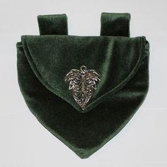 LOTR inspired belt pouch