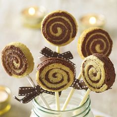 Whirly Cake Pop Mould - from Lakeland