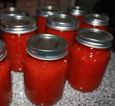 Chili Sauce Recipe by Cynthia Weber