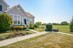 This home has stunning curb appeal & beautiful views at every turn!